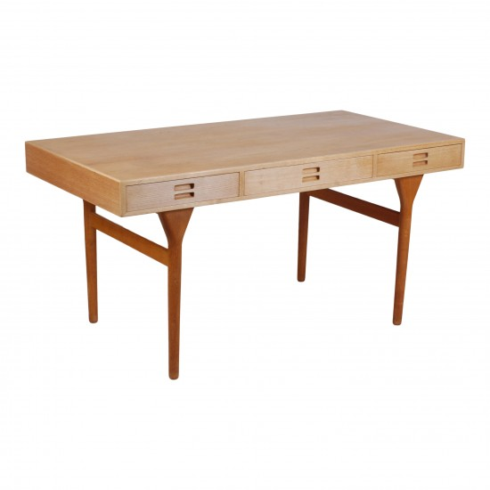 Nanna Ditzel ND 93 skrivebord i ege træ