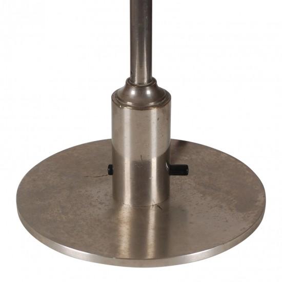Poul Henningsen. PH 3,5/2 bordlampe med mat skærme Pad Appl.